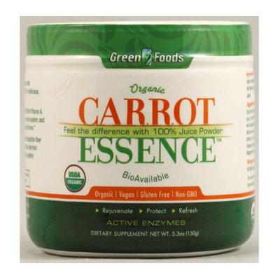 Green Foods Organic Carrot Essence 6.8 oz