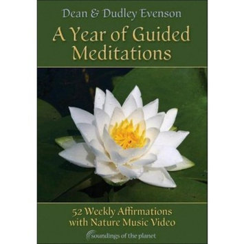 Soundings Of Planet Dudley & Dean Evenson: A Year of Guided Meditations