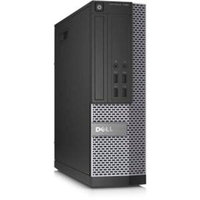Dell OptiPlex 7020 Desktop Computer - Intel Core i7 i7-4790 3.60 GHz - Small Form Factor