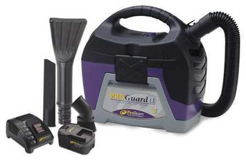 PROTEAM 107410 ProGuard Cordless Wet/Dry Vacuum,3 gal.