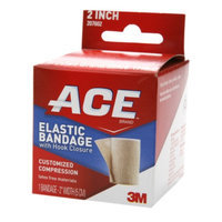 Ace Elastic Bandage with Hook Closure