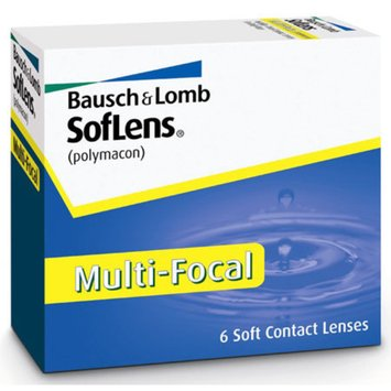 Soflens Contact Lenses Multifocal 1Box