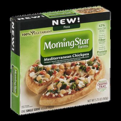 MorningStar Farms Pizza Mediterranean Chicken
