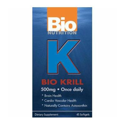 Bio Nutrition Bio Krill 500mg 45 softgels