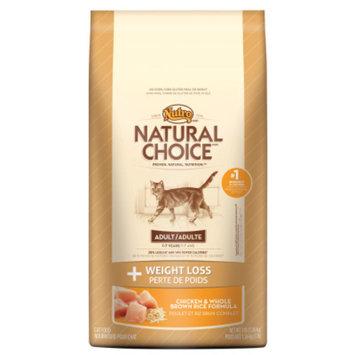 Nutro Natural Choice NUTROA NATURAL CHOICEA Weight Loss Adult Cat Food
