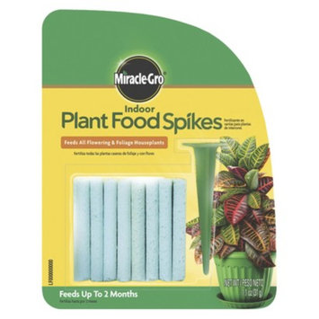 Miracle Gro Tree Shrub Spikes 12 Pack 1003861 by Scotts