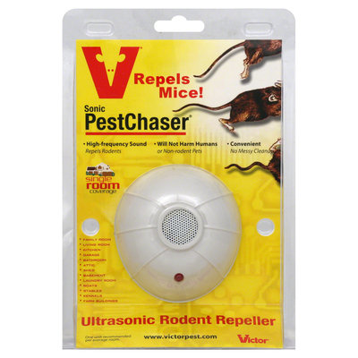 Victor Pest M690S Sonic PestChaser Ultrasonic Rodent Repeller