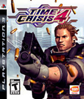 Time Crisis 4 - Game Only