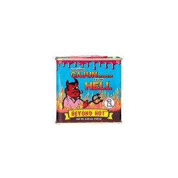 Ass Kickin From Hell Habanero Cajun Seasoning From Hell