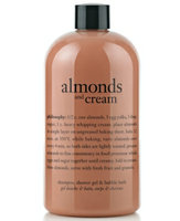 philosophy almonds and cream 3-in-1 shampoo