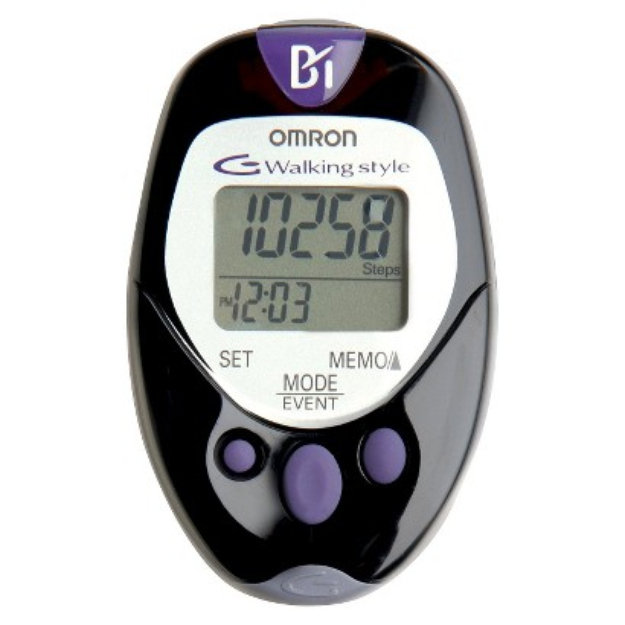 Omron Pocket Pedometer with PC download