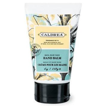 Caldrea Hand Balm, Basil Blue Sage, 4 oz