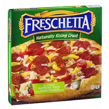 Freschetta Naturally Rising Crust Pizza Classic Supreme