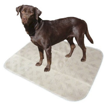 PoochPad Reusable Potty Pad for Dogs - Beige (Large)