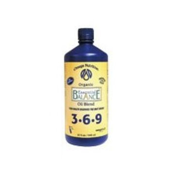 Omega Nutrition - Essential Balance Oil Blend 32 oz Health and Beauty