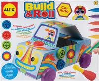 Alex Toys Build & Roll Car Kit