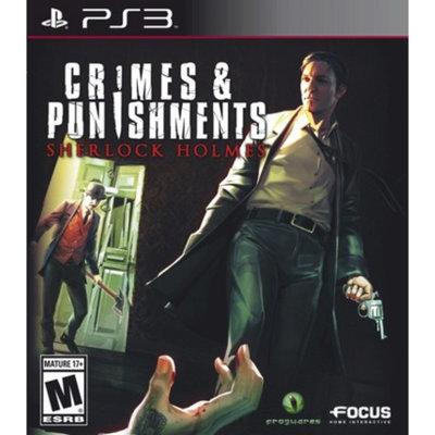 Sony Crimes and Punishments: Sherlock Holmes (PlayStation 3)