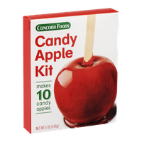 Concord Foods Candy Apple Kit - 10 CT