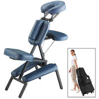 Master Massage Professional Massage Chair in Blue