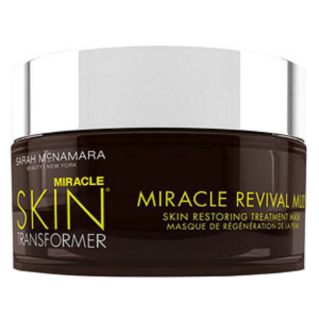 Miracle Skin Transformer Miracle Revival Mud Skin Restoring Treatment Mask 3.8 oz