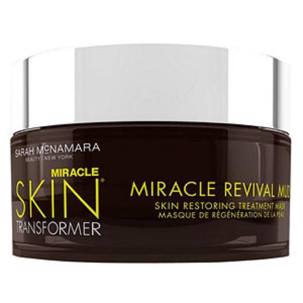 Miracle Skin Transformer Miracle Revival Mud Skin Restoring Treatment Mask 3.8 oz
