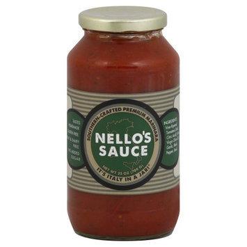 Nello's Southern-Crafted Premium Pasta Sauce Marinara 25 oz