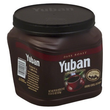 Yuban Dark Roast Premium Coffee 29 oz