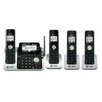 AT & T TL96471 Cordless Phone System