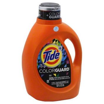 Tide Plus Colorguard Liquid Laundry Detergent