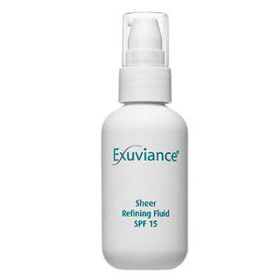 Exuviance Sheer Refining Fluid SPF 15
