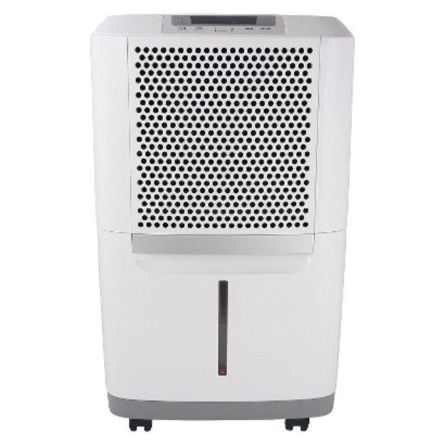 Frigidaire FAD504DWD Energy Star 50-Pint Portable Dehumidifier
