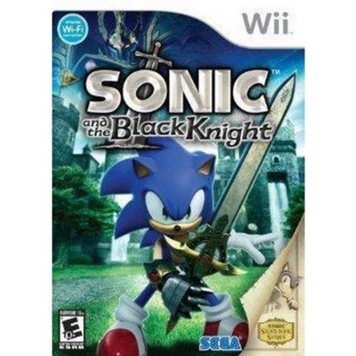 Sega Sonic and the Black Knight (Nintendo Wii)