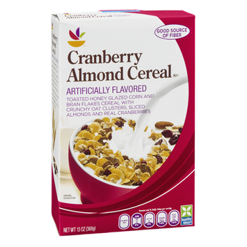 Ahold Cranberry Almond Cereal