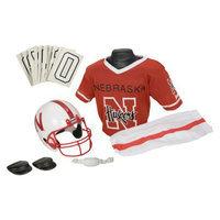 Franklin Sports Nebraska Deluxe Uniform Set - Medium