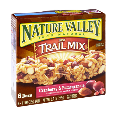 Nature Valley™ 100% Natural Chewy Trail Mix Bars