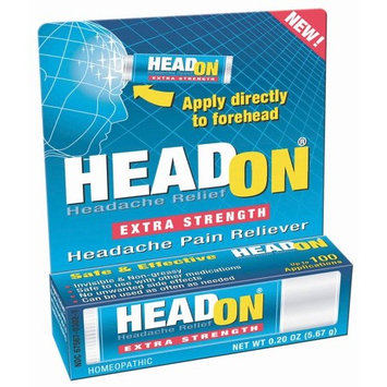 Miralus Consumer Healthcare Head On Headache Pain Reliever, Extra Strength