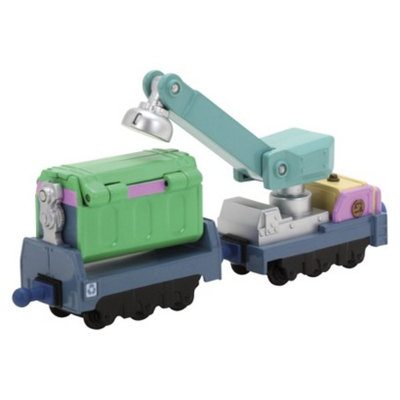 Learning Curve Chuggington Die Cast Recycling Cars