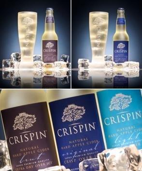 Crispin Natural Hard Apple Cider