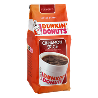 Dunkin' Donuts Cinnamon Spice Ground Coffee