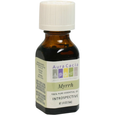 Aura Cacia Myrrh Essential Oil