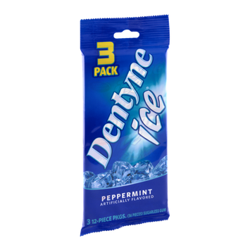 Dentyne Ice Peppermint Sugarless Gum