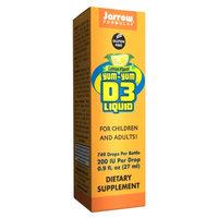 Jarrow Formulas Yum-Yum Vitamin D3 Liquid