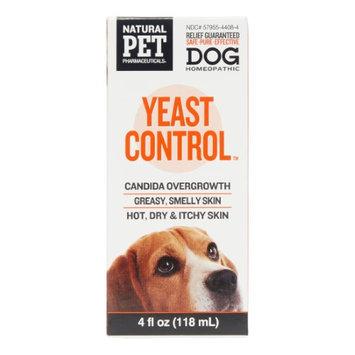 Yeast Control Dog KingBio Natural Pet 2 fl oz Liquid