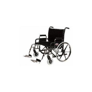 Everest Jennings Everest & Jennings 5PX10820 Paramount XD Detachable Desk Arm, Swing Away Footrest, 30