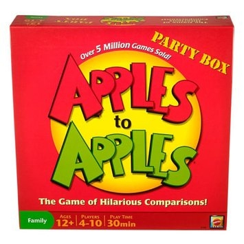 Apples to Apples Party Box Ages 12+