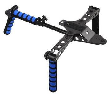 Opteka CSX-600 Multi-Rig with Shoulder Support for Digital SLR and Camcorders