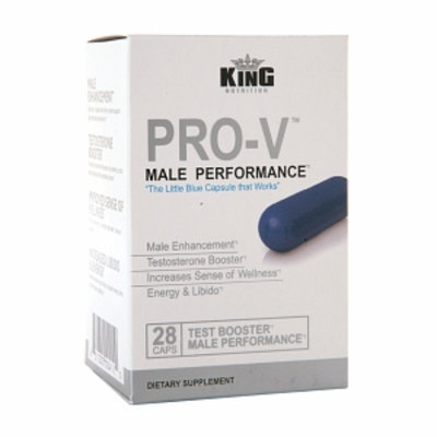 King Nutrition PRO-V Male Performance