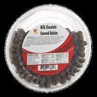 Ahold Milk Chocolate Covered Raisins