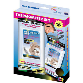 Hallcrest Family Thermometer Set