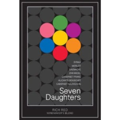 7 DAUGHTERS Seven Daughters Red Blend 2006 750ML